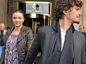 Miranda Kerr Orlando Bloom Paris