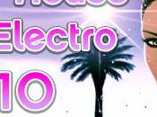 Playlist House Electro Aout 2010