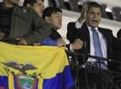 Rafael Correa libéré l'armée