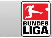 Bundesliga 7ème journée résultats.