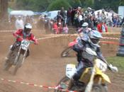 moto-cross rives enflamme Trélissac