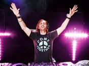 David Guetta prépare avec Christina Aguilera