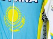 Maillot Astana 2010 2011 MisterSport.com