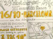 29th sketchcrawl barcelona