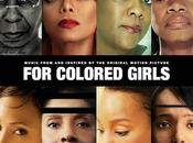 """For colored girls"" album cover Tracklisting"