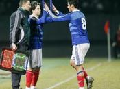 Samir Nasri Yoann Gourcouf, contre Roumanie