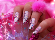 French manucure Barbie Nail