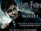 code secret pour voir Harry Potter dans ville!
