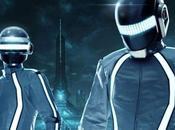 Tron L'Héritage Premiere photo premier Daft Punk