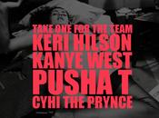 Kanye West Feat. Keri Hilson, Pusha Cyhi Prynce Take Team