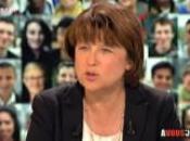 Martine Aubry invitée d'«A vous juger»: faut remettre plat projet réforme retraites»