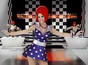 Marilyn Monroe alias Katy Perry dans pour chaîne PRO7