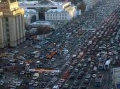 Moscou envisage péage urbain