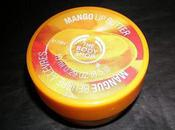 Beurre Lèvres Mangue Body Shop