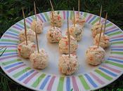 Boulettes apéritives surimi