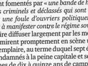 État forces politiques France