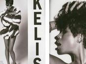 Kelis dans Vogue Italia (octobre), décroche contrat modèle