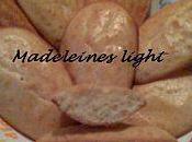 Madeleine sans beurre