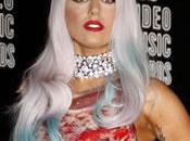 robe viande Lady Gaga vente