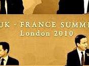 Sarkozy joue diversion militariste Londres... contre l'UMP l'Europe