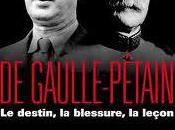 Gaulle Pétain