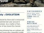 Carnet rose nouveau blog d'Emmanuel