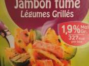 Pasta Box® Weight Watchers Conchiglie jambon fumé légumes grillés