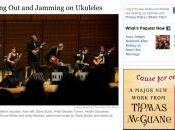 Carnegie Hall l'article Times