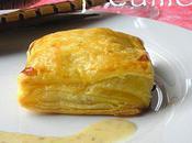 Feuilleté faisan foie gras sauce truffée