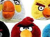 Geekerie: peluches Angry birds
