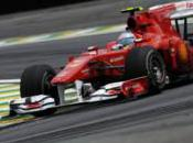 Brésil Fernando Alonso devant
