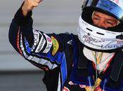 Brésil Course Fantastique Vettel