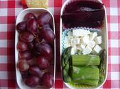 Bento Salade d'asperges, betterave, feta. kit.