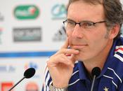 Laurent Blanc liste pour match Angleterre France