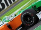 Buurman Felix Costa test pour Force India
