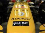 D'Ambrosio Aleshin test pour Renault