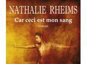 """""""Car ceci sang"""" Nathalie Rheims"""