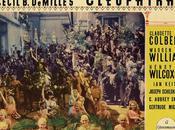 Cléopâtre Cleopatra, Cecil DeMille (1934)