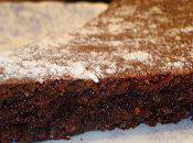 Gâteau chocolat amandes Julie Andrieu