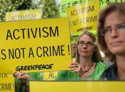L'activisme n'est crime
