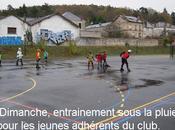 Bras entre l'asso roller mairie Boutigny Essonne