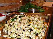 Crostini legumes