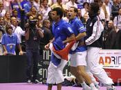 Finale Coupe Davis 2010 Serbie France comment suivre