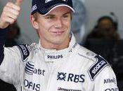 test Pirelli pour Hulkenberg