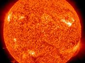 Gigantesque filament observé surface Soleil
