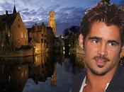 Avec Colin Farell, Bruges prend airs cinéma