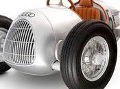 Audi Type Roadster parce Père Noël existe aussi pour riches...