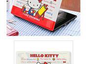 Ordinateur Epson Hello kitty Sanrio