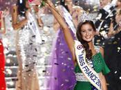 Miss France 2011 filles sont toutes sous l'eau