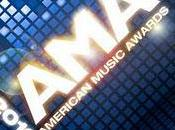 Résumé American Music Awards 2010